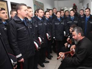 Corul elevilor jandarmi de la Fălticeni