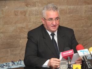 Primarul Sucevei, Ion Lungu, a făcut un bilanţ al realizărilor şi nerealizărilor din 2013