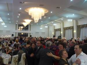 Casa de Ajutor Reciproc a Pensionarilor (CARP) Suceava organizează, pentru al şaptelea an consecutiv, Revelionul Pensionarilor