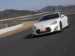 Toyota GT86 TRD vrea să debarce în restul Europei