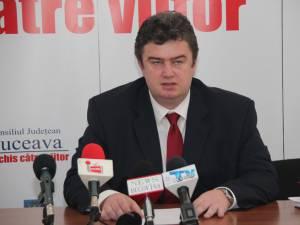 Cătălin Nechifor a declarat că investiţia nu se poate face cu bani de la Guvern sau de la bugetul Consiliului Judeţean, ci doar cu bani din mediul privat