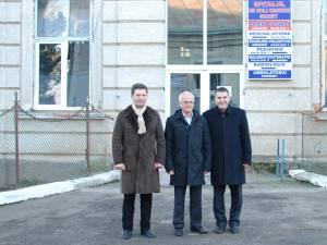Spitalul de Boli Cronice Siret
