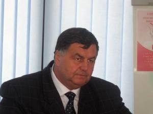 Dorin Tibeică, managerul maternităţii din cadrul Spitalului Rădăuţi