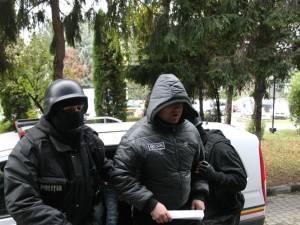 Alexie Pitisciuc, din Frasin, zis Vîju, capul grupării