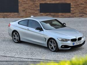 BMW Seria 4 Coupe cucerește prin eleganță și sportivitate