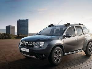 Dacia Duster are priză la unguri