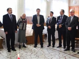Polonezii din Suceava au participat la împărţirea oplatekului