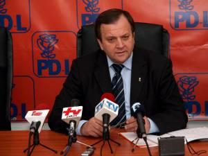 """Gheorghe Flutur: """"Anul 2014 va găsi PDL pregătit pentru startul alegerilor europarlamentare şi prezindenţiale"""""""