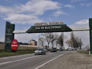 Sistemul de iluminat de pe poarta de la Drăguşeni a fost înlocuit