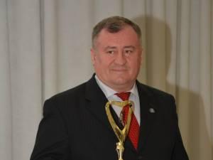 Gheorghe Fron, primarul comunei Cornu Luncii