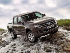 Volkswagen sporește puterea lui Amarok