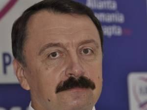 Liderul grupului PDL din Consiliul Judeţean Suceava, Vasile Ilie