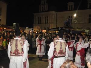 Peste 200.000 de francezi au descoperit Bucovina la Târgul de Crăciun de la Laval