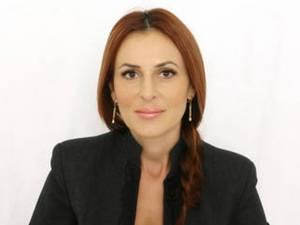 Senatoarea Steliana Miron