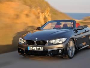 BMW Seria 4 Cabrio poate fi comandat în România