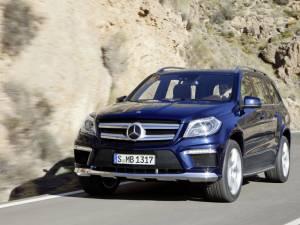 Mercedes GL aduce luxul în clasa SUV