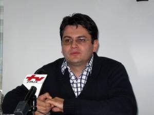 Purtătorul de cuvânt al (DSP) Suceava, Adrian Popescu