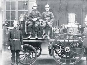 """""""Pompierii voluntari"""""""