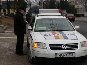 Aproape 300 de poliţişti vor asigura liniştea în perioada 31 decembrie - 5 ianuarie, în judeţul Suceava