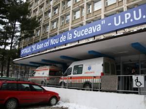 De Crăciun, medicii de la Unitatea de Primire a Urgenţelor de la Spitalul Suceava au îngrijit circa 700 de bolnavi