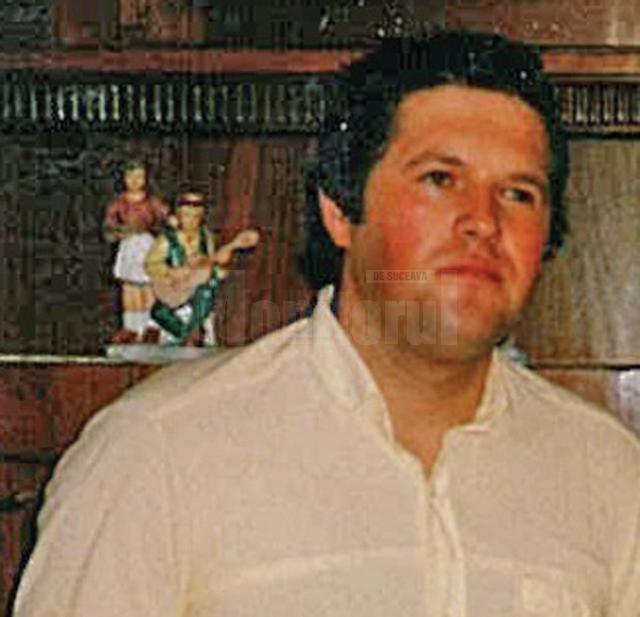 Iosif Marici, pe vremea când era şofer la Integrata