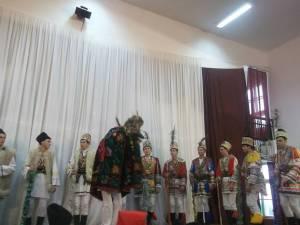 """Festivalul de datini şi obiceiuri de iarnă """"După datina străbună"""""""