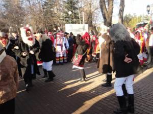 Festivalul datinilor la Rădăuţi