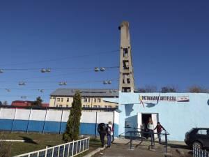 Patinoarul artificial al municipiului Suceava