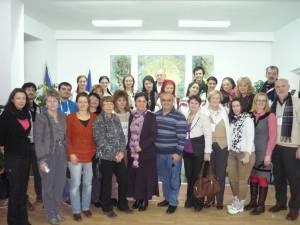 Partenerii din cadrul programului LifeLong Learning (Grundtvig Partnership)