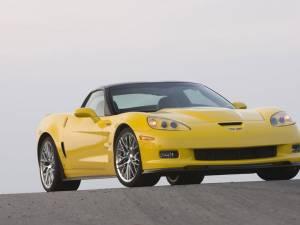 Corvette ZR1, supercar american de excepție