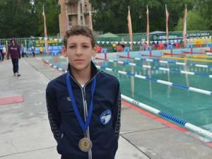 Şerban Cotos, un sportiv care promite mult