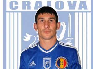 Daniel Bălan s-a fotografiat în tricoul noii sale echipe