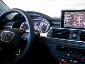 Audi și NVIDIA lansează ecranul inteligent pentru automobile