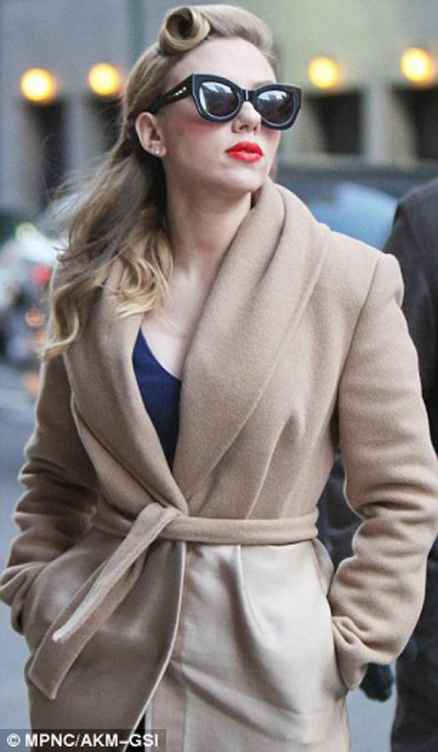 Scarlett Johansson, supărată pe manierele francezilor