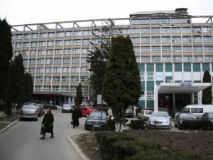 """Spitalul Județean de Urgență """"Sf. Ioan cel Nou"""" din Suceava"""