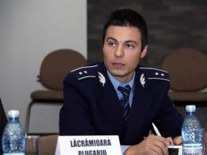"""Ionuţ Epureanu: """"Sub coordonarea conducerii inspectoratului au fost intensificate activităţile investigativ-informative, reuşindu-se documentarea activităţii infracţionale a şase suspecţi de furt"""""""