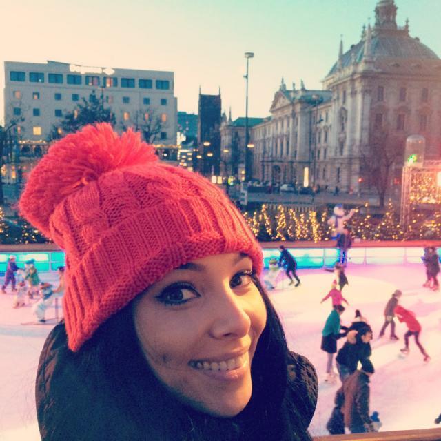 Corina Caragea, prezentatoarea Stirilor Pro Tv din Sport. Foto: ProTV