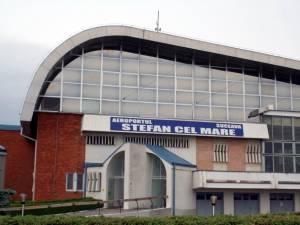 """Aeroportul """"Ştefan cel Mare"""" Suceava"""