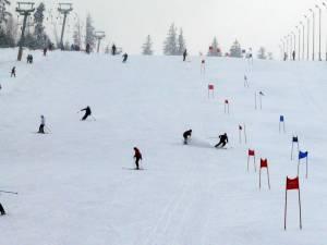 Serbările Zăpezii sunt un eveniment de tradiţie în Vatra Dornei