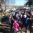 Festivalul Obiceiurilor de Iarnă de la Drăguşeni întâmpină Anul Nou pentru creştinii ortodocşi de rit vechi