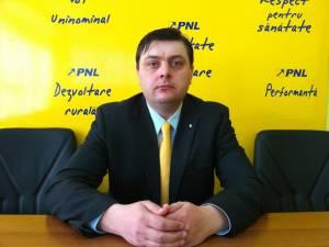 Marius Zmău, preşedintele Organizaţiei Municipale a PNL Suceava, acuzat de evaziune fiscală