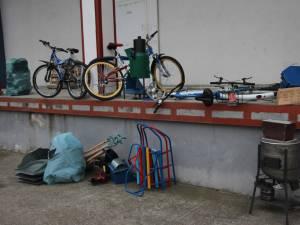 Inspectorii antifraudă au confiscat bunuri din bazar în valoare de peste 250.000 de lei