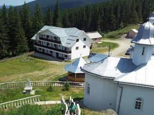 Mănăstirea Piatra Tăieturii din comuna Panaci