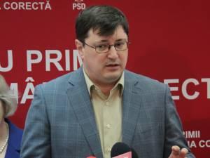 Consilierul local sucevean al PSD, medicul Tiberius Brădăţan