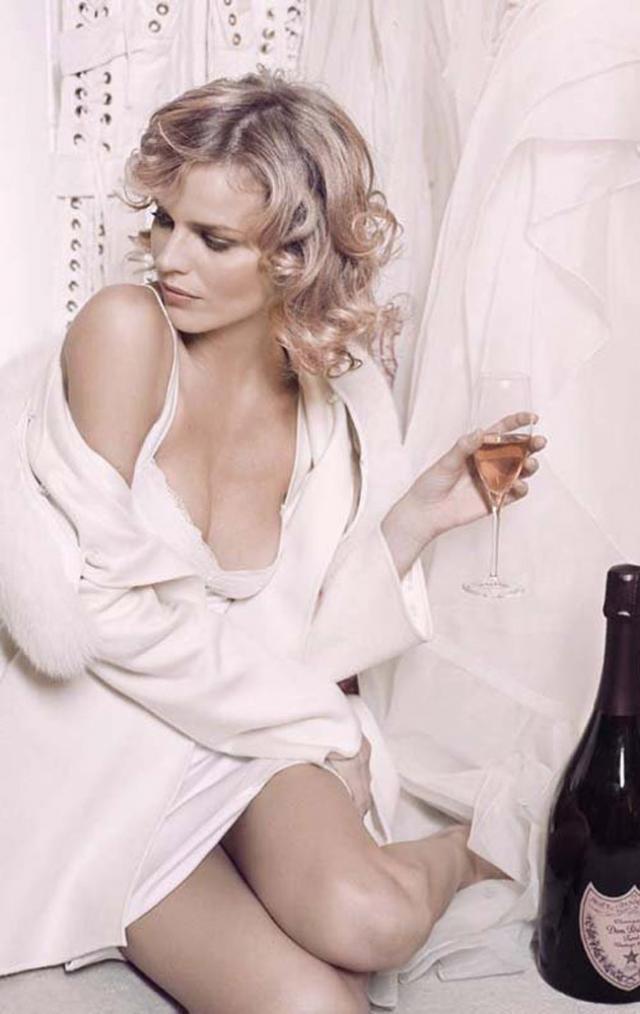 Eva Herzigova despre succesul în modelling