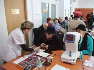 Aproape 1.700 de suceveni au beneficiat de analizele oftalmologice gratuite oferite de femeile din PDL Suceava