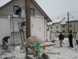 Casa în care se vor muta cât mai repede posibil cei doi soţi şi cei trei copii ai lor