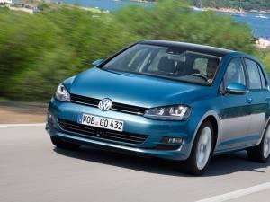 Volkswagen Golf şi-a păstrat poziția de lider şi în anul 2013
