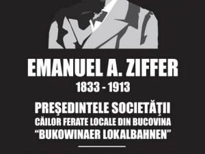 Placă memorială în cinstea ing. Emanuel Ziffer