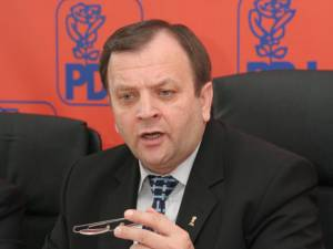 Secretarul general al PDL, senatorul de Suceava Gheorghe Flutur